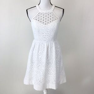 Lilly Pulitzer White Kinley Dress